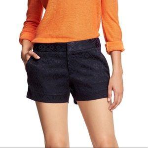 BANANA REPUBLIC Ikat Jacquard Shorts Sz 6